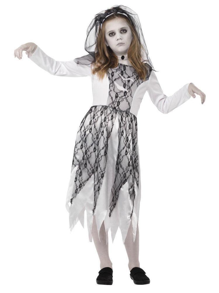 Ghostly Bride Costume - L
