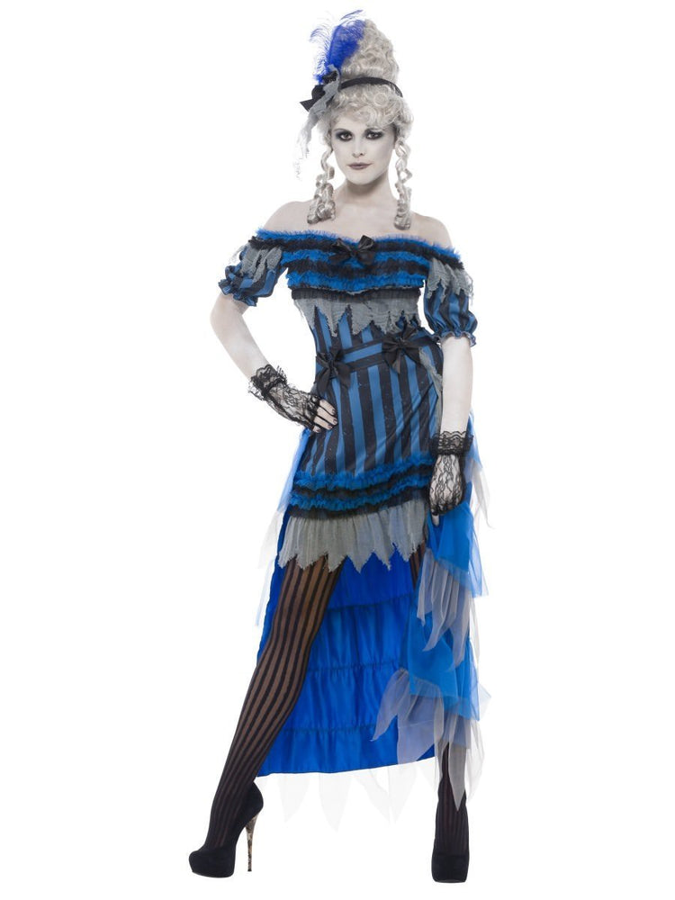 Ghostly Saloon Girl Costume28911