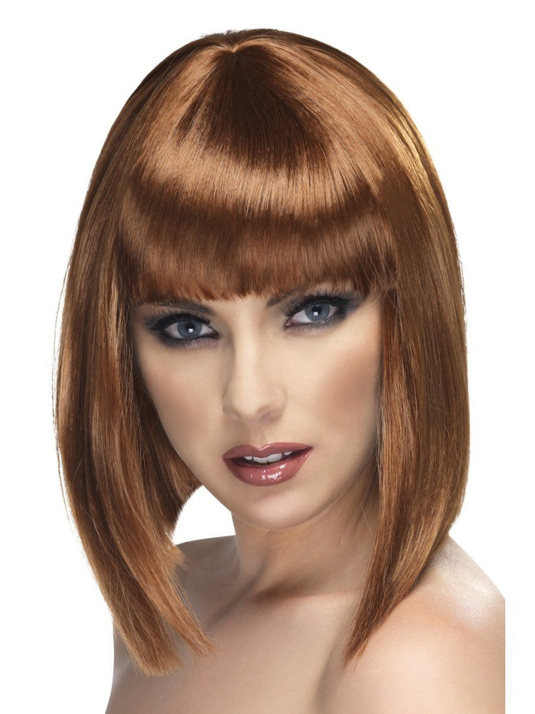 Glam Wig, Brown