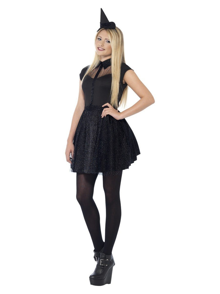 Smiffys Glitter Witch Costume - 44321