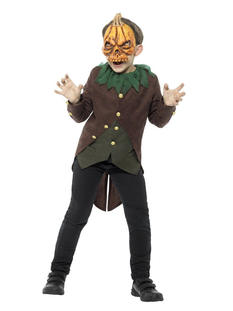 Smiffys Goosebumps Jack-O'-Lantern Costume, Child - 42946