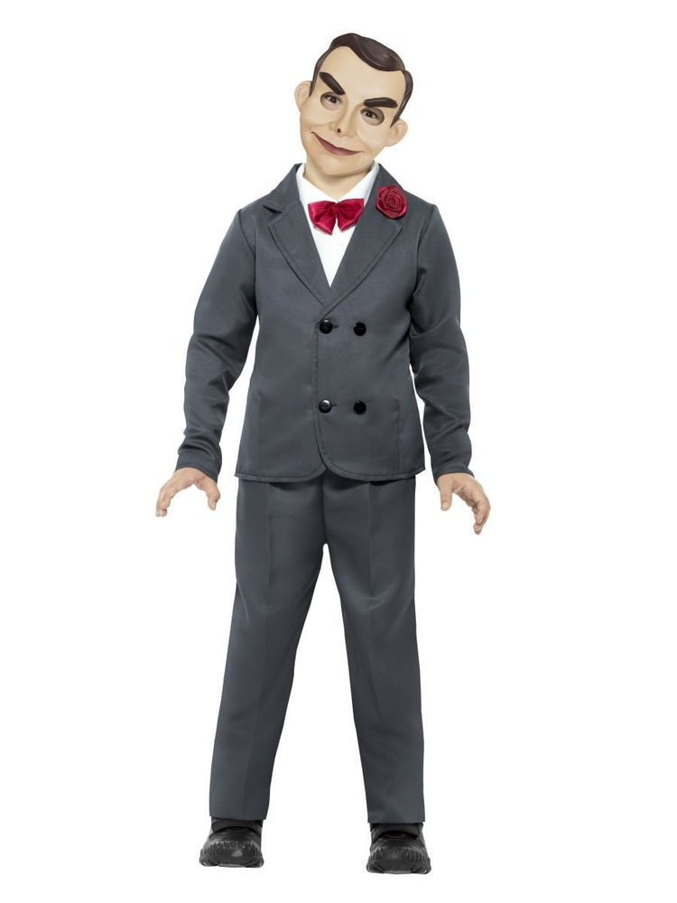 Smiffys Goosebumps Slappy the Dummy Costume, Child - 42944