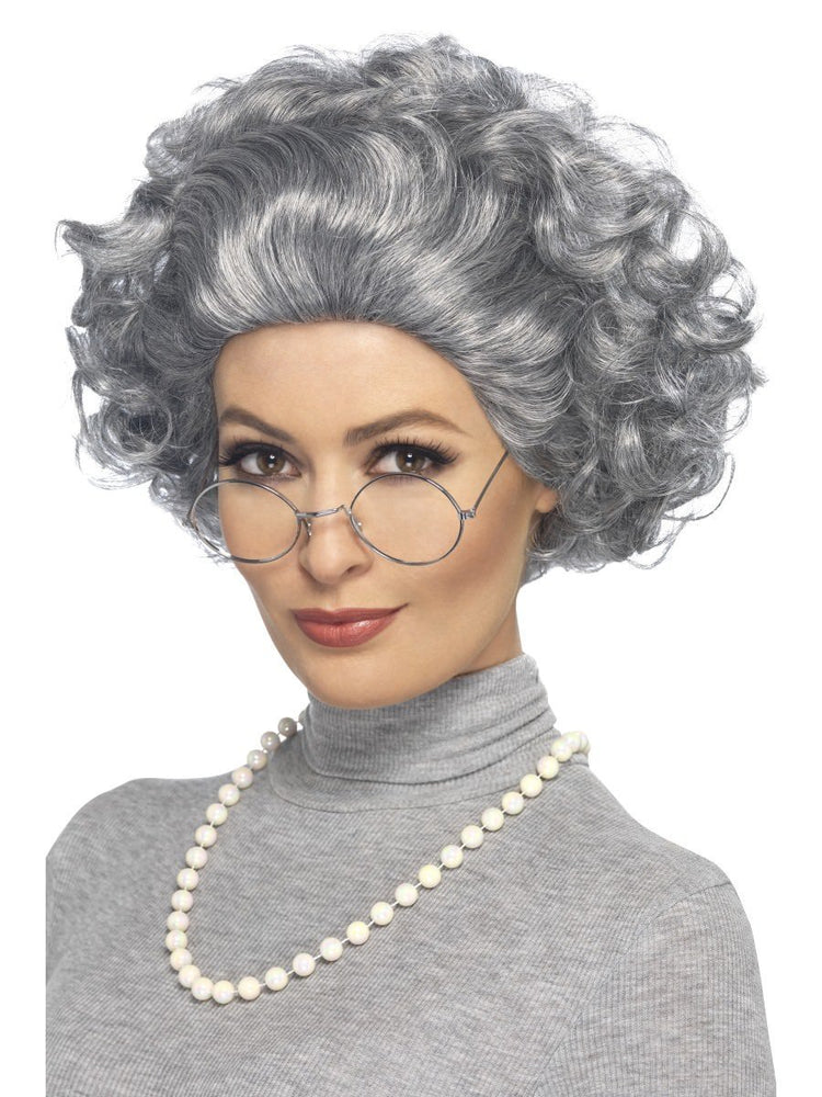 Granny Kit Grey