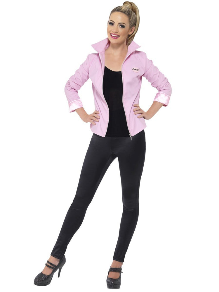 Pink Ladies Jacket - Deluxe, Grease