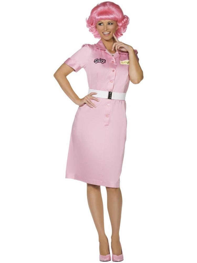 Smiffys Grease Frenchy Beauty School Drop Out Costume - 36105