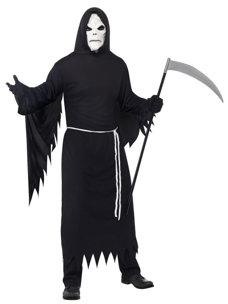 Smiffys Grim Reaper Costume, with Mask - 21764
