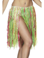 Hawaiian Grass Skirt Multicolour