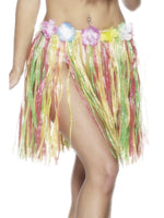 Hawaiian Hula Skirt, Multicoloured