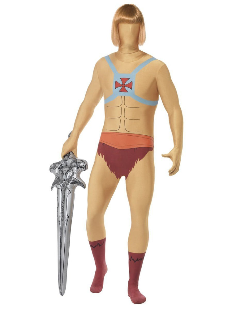 He-Man Second Skin & Inflatable Sword27005