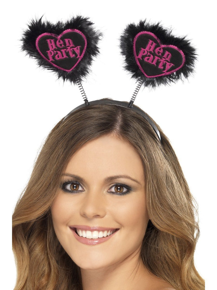 Hen Party Boppers Love Heart