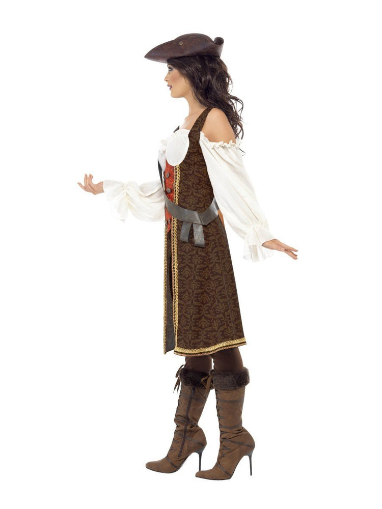 Pirate High Seas Wench Costume