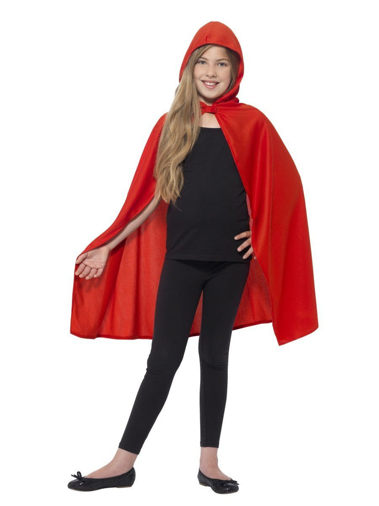 Smiffys Hooded Cape - 44560