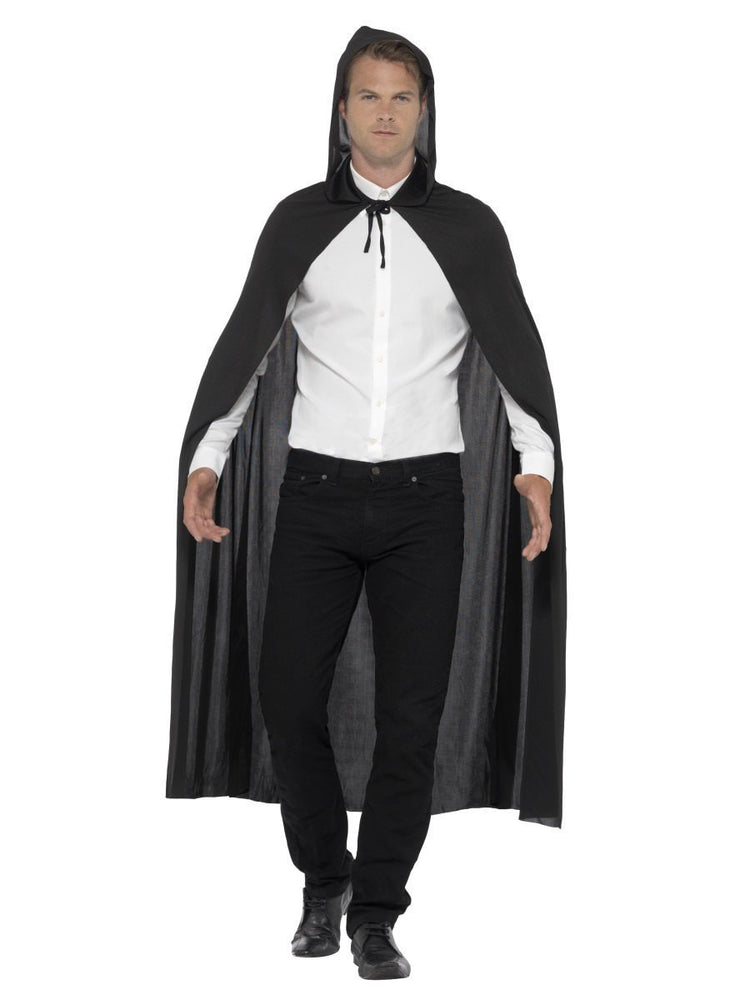 Smiffys Hooded Vampire Cape - 21311