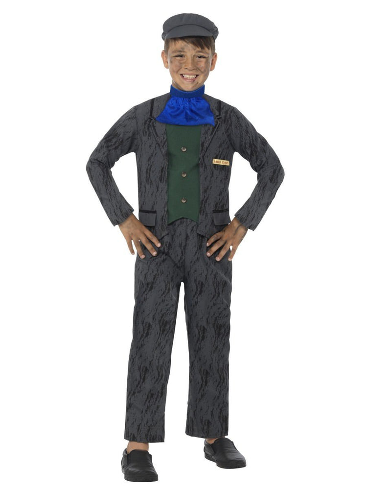 Smiffys Horrible Histories Miner Costume - 42995