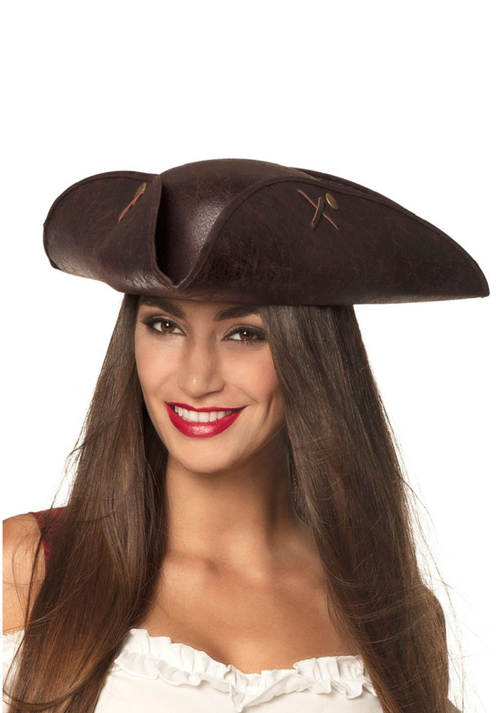 Admiral Valerie Pirate Hat