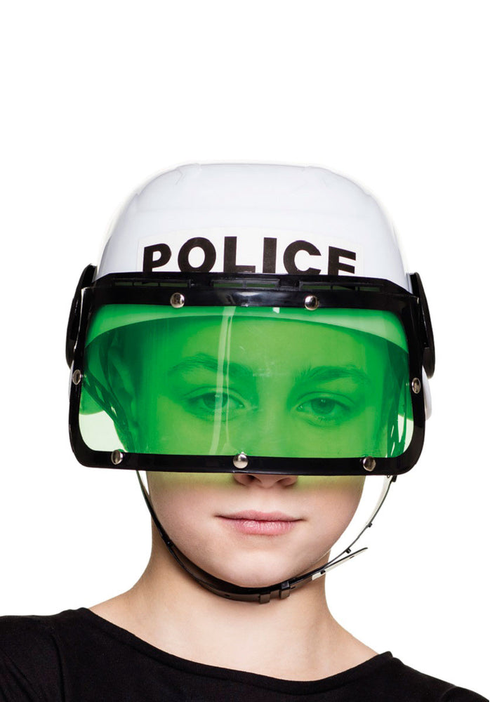 Police Helmet - Child