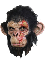 Infected Chimp Mask, Halloween masks, monkey masks
