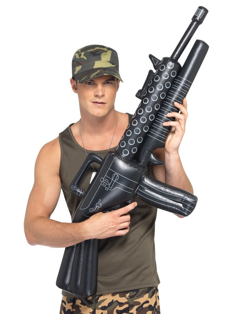 Inflatable Machine Gun Toy