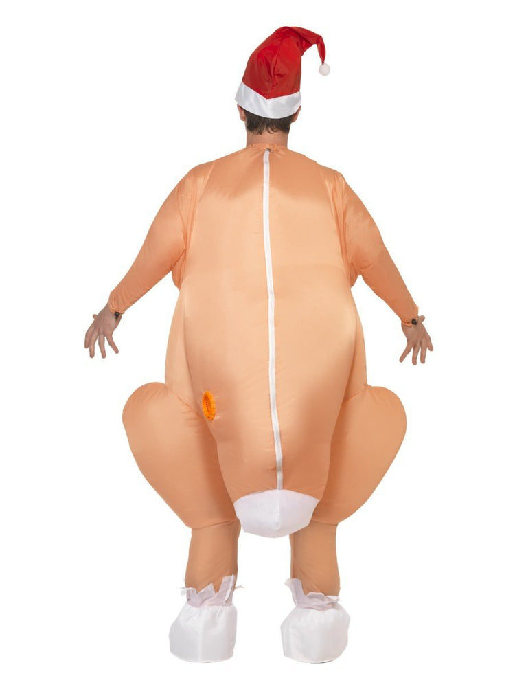 Inflatable Roast Turkey Costume