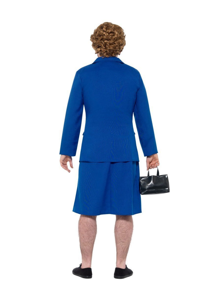 Iron Lady Prime Minister Costume, Mens