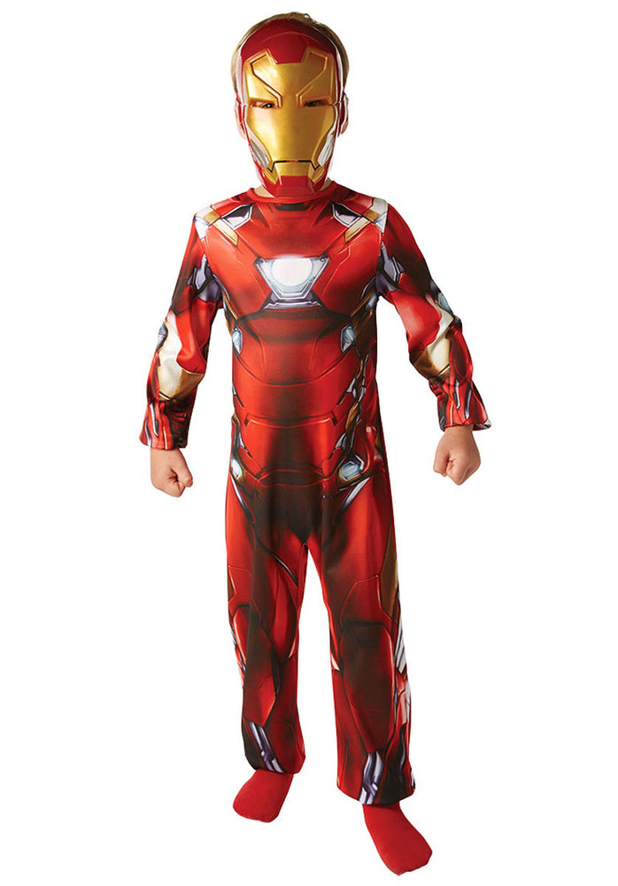 Iron Man Civil War Classic, Child