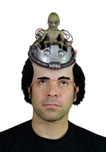 Alien Pilot Head Piece