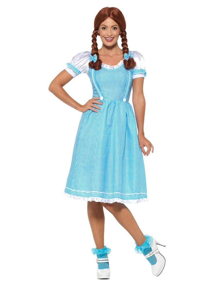 Smiffys Kansas Country Girl Costume - 47301