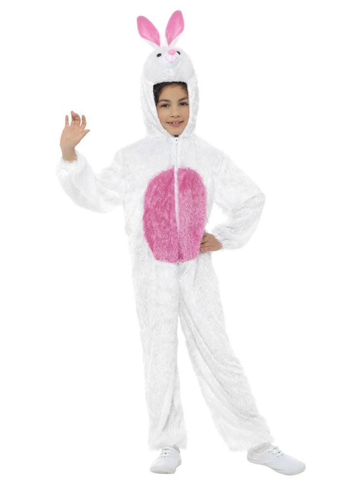 Bunny Costume With Hood Children