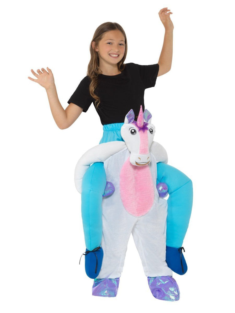Unicorn Piggyback Costume