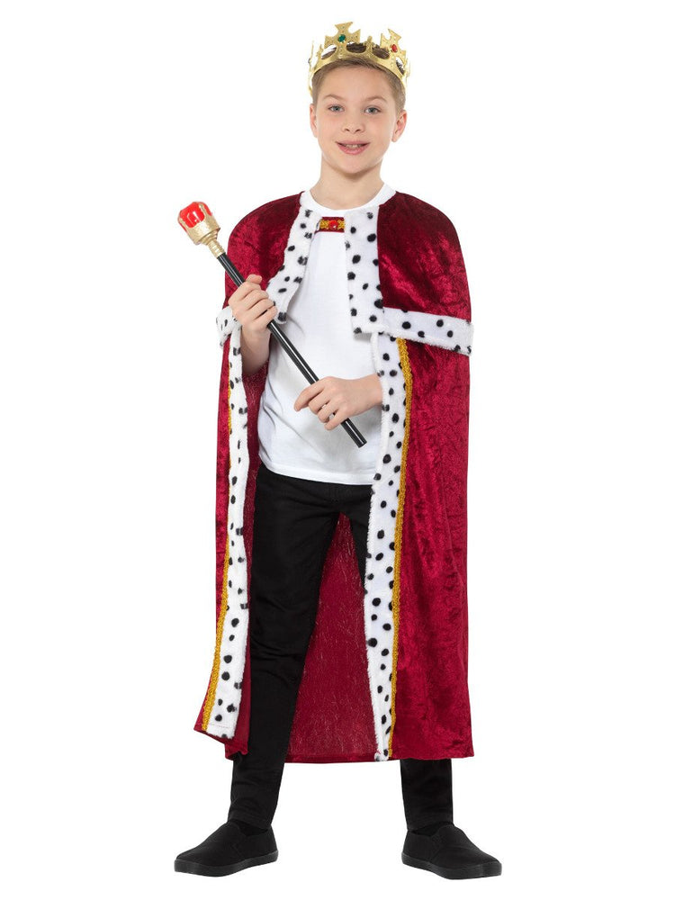 Smiffys Kids Royal Cloak - 47679