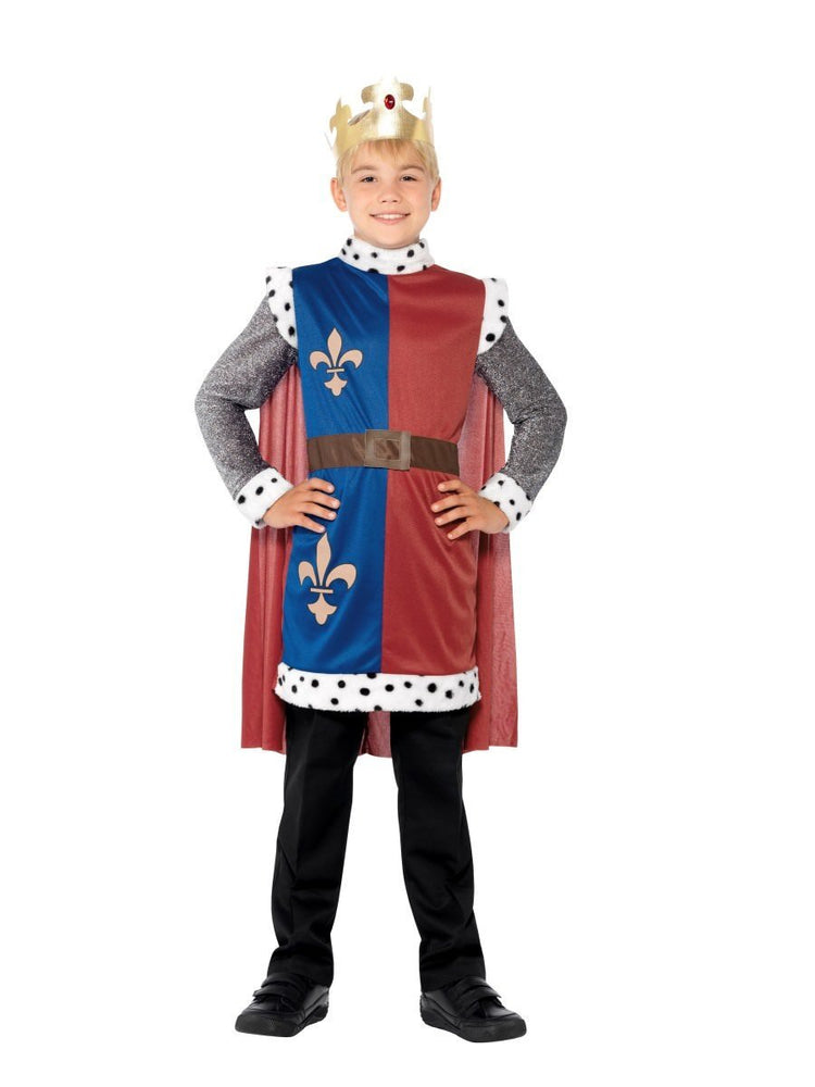 King Arthur Medieval Costume, Child
