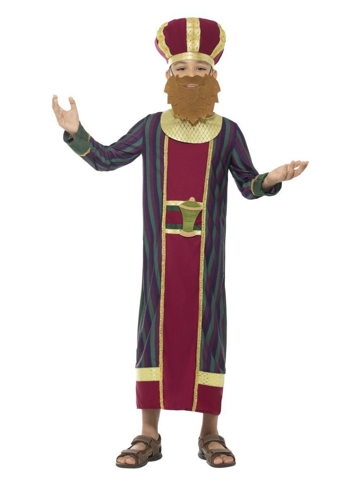 King Balthazar Child Costume