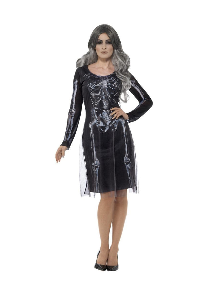 Lady Skeleton Costume45114