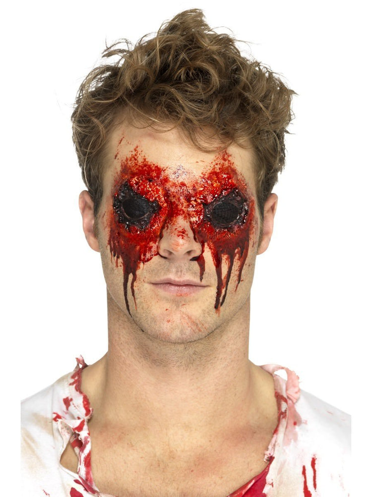 Smiffys Latex Zombie Eyes Prosthetic - 46806