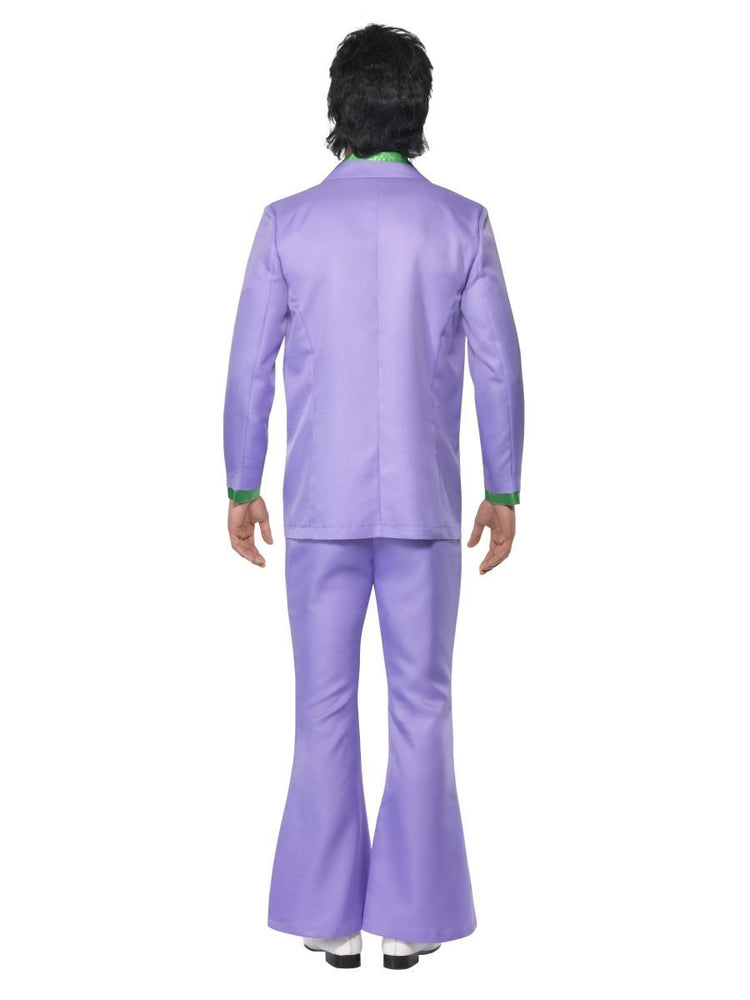 70's Mens Lavender Suit Costume