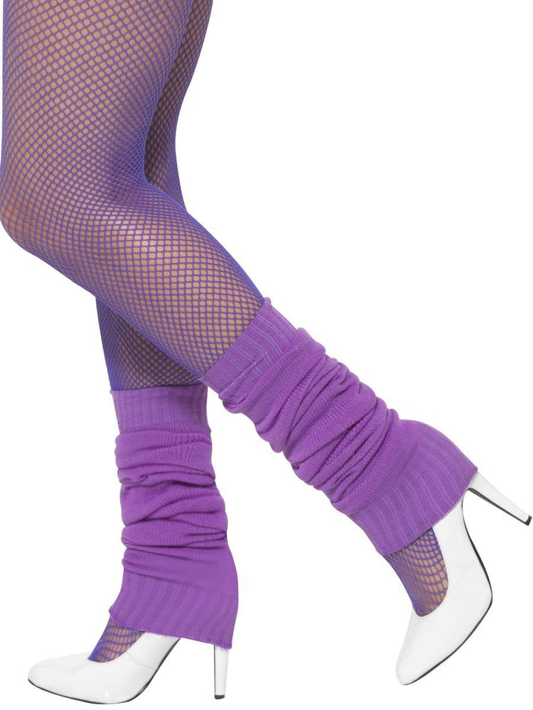 Legwarmers, Purple45636