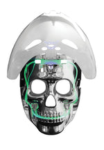 Hockey Mask- 6 x Light Up Features