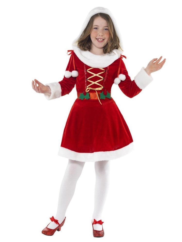 Little Miss Santa Costume - Child's