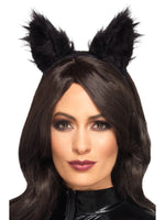Long Pile Fur Cat Ears49109