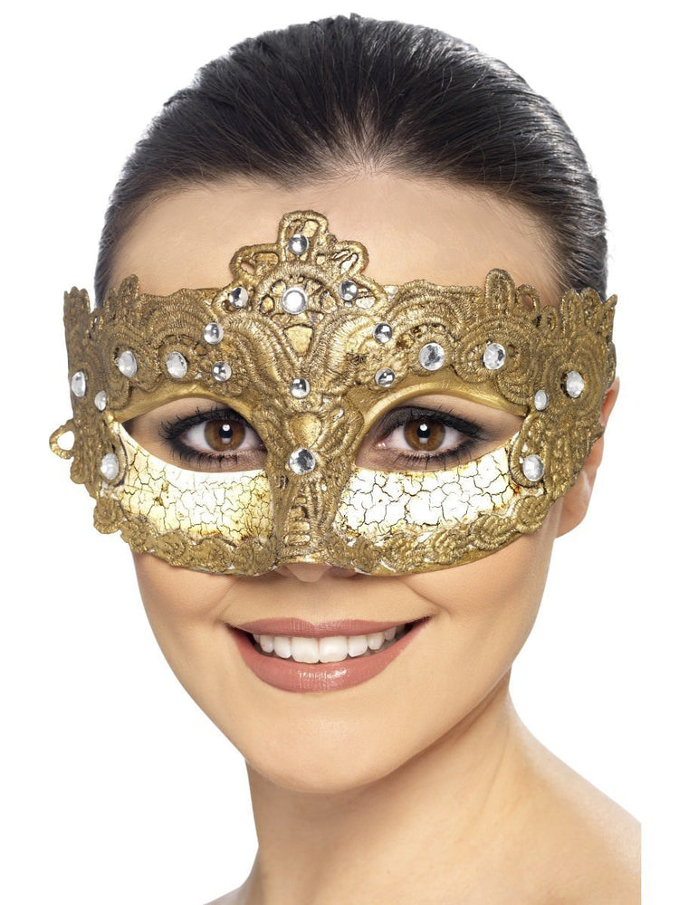 Luxury Venetian Colombina Eyemask27555