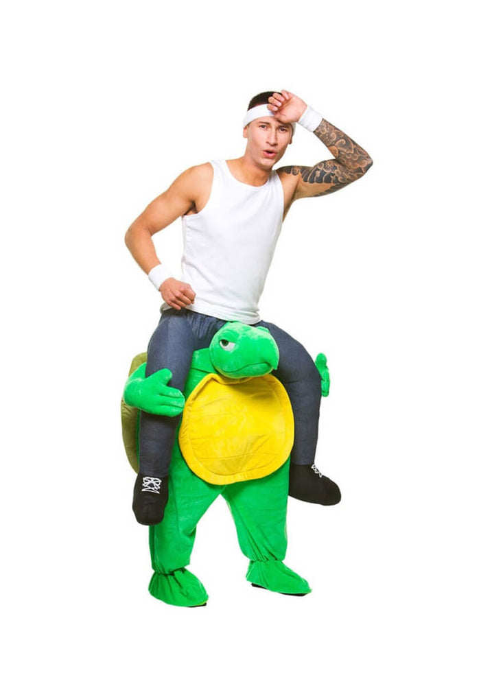 Carry Me Turtle Costume