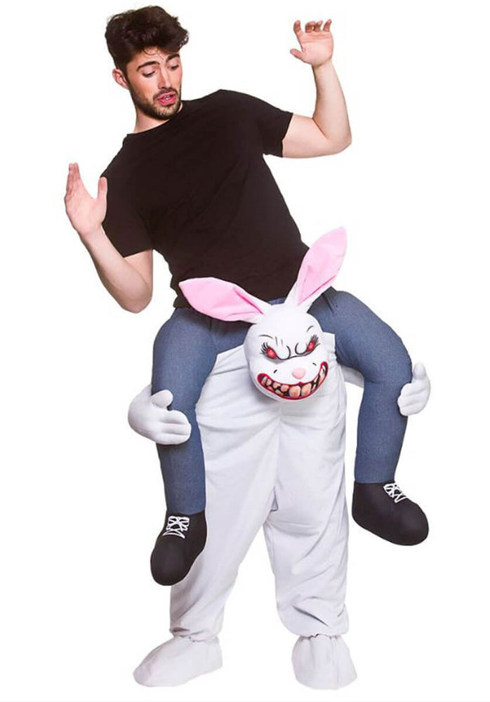 Carry Me Evil Bunny Costume