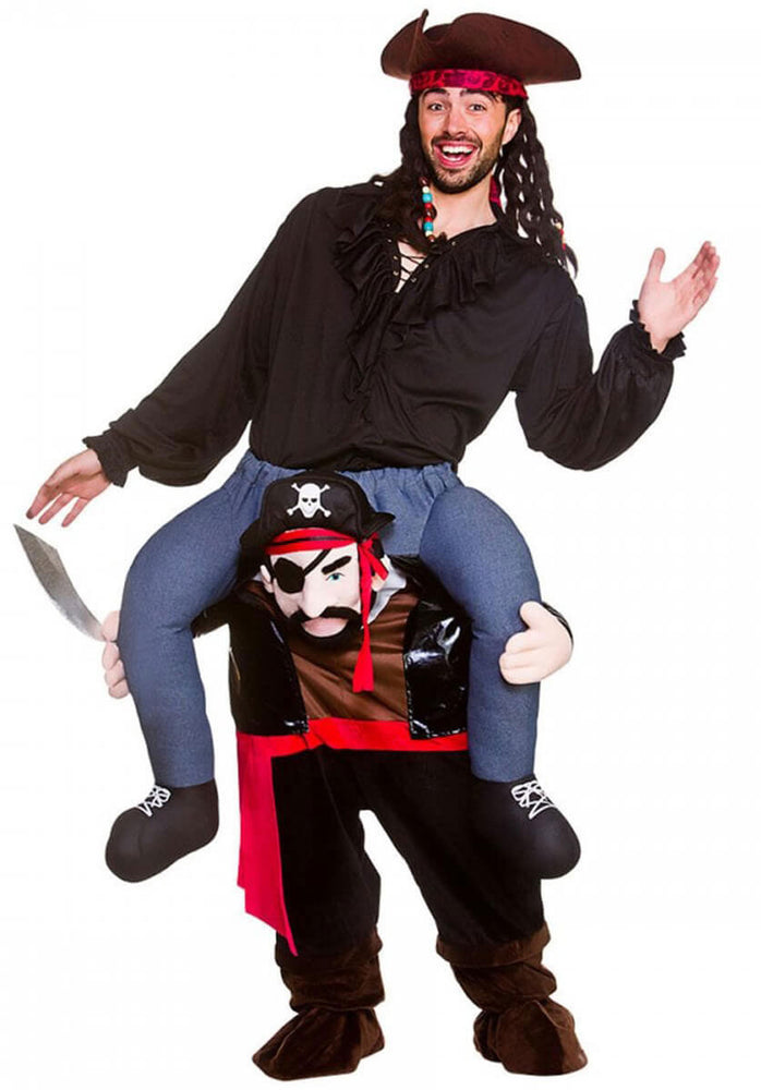 Carry Me Pirate Costume