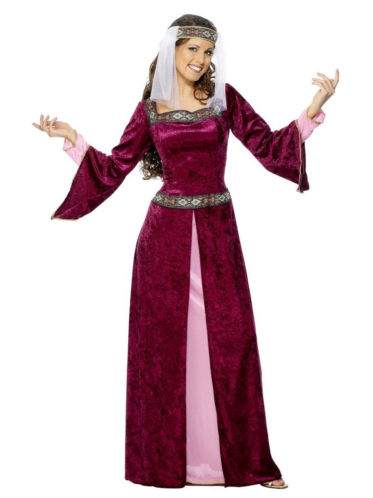 Maid Marion Small Costume