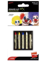 Face Paint Sticks 5 colours