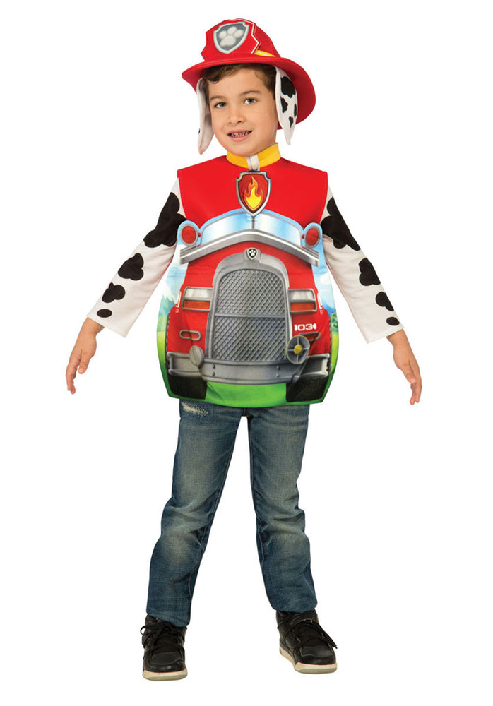 Paw Patrol Marshall Candy Catcher Costume