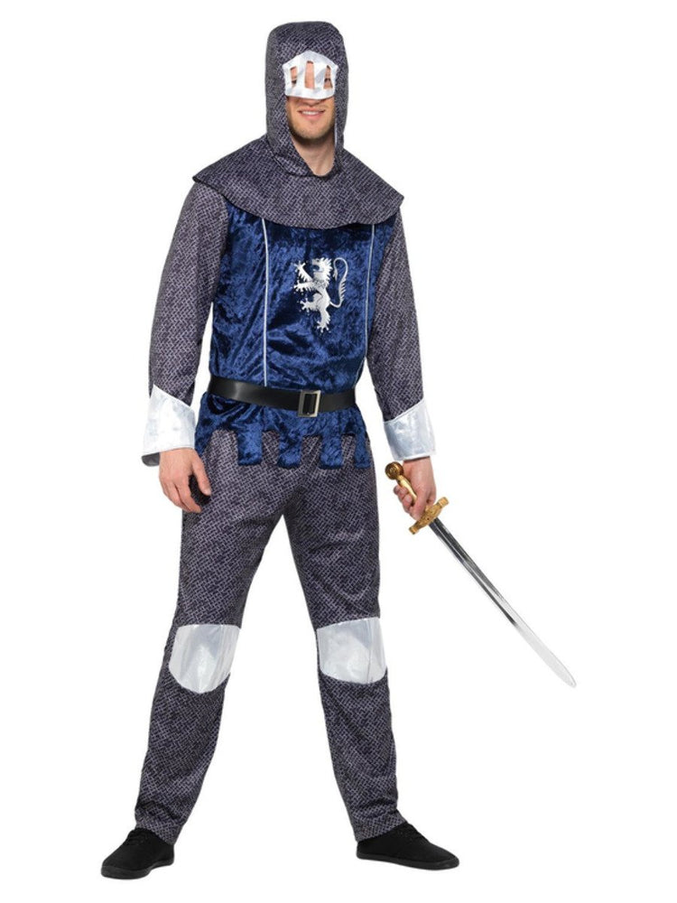 Smiffys Medieval Knight Costume - 47648