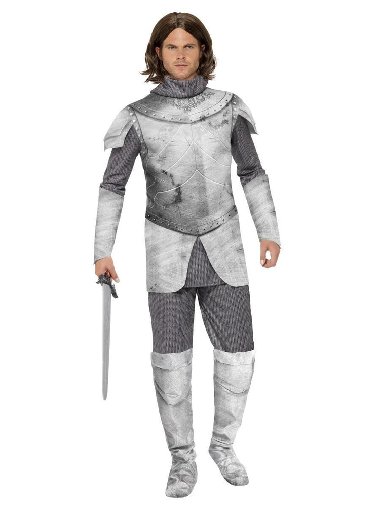 Smiffys Medieval Knight Deluxe Costume - 27892
