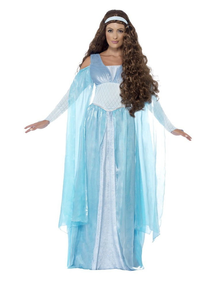 Smiffys Medieval Maiden Deluxe Costume - 27878