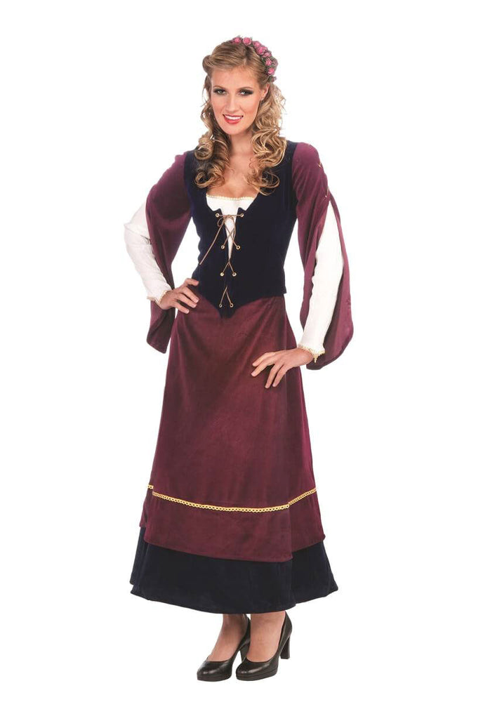 Medieval Wench Costume